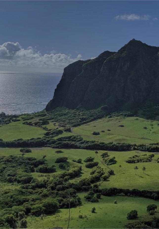 Kualoa oceanview