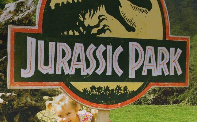 Kualoa Movie - Jurassic Park