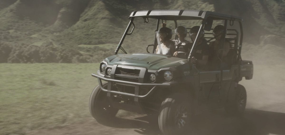 Raptor ATV Tour