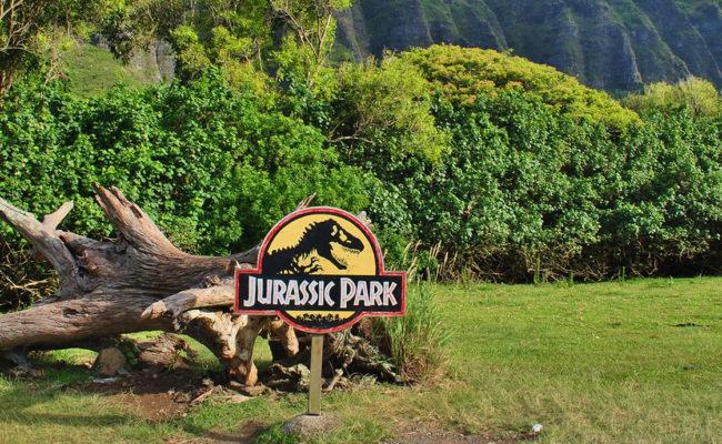 Kualoa Jurassic park