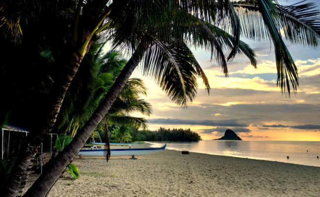 Kualoa Secret Island